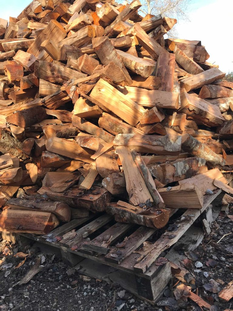 DRY Firewood is High-Quality Firewood!